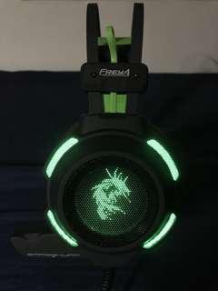 Dragon War Association Freya 電競耳筒 Gaming Headset
