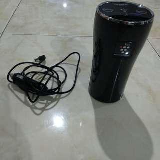 Sharp car ionizer purifier ig-dc2