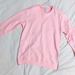 🚚 粉色長袖上衣#男裝半價拉