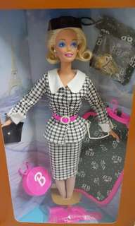 1995 international travel barbie
