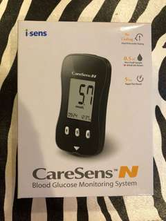 🚚 CareSens Blood Glucose Monitoring System