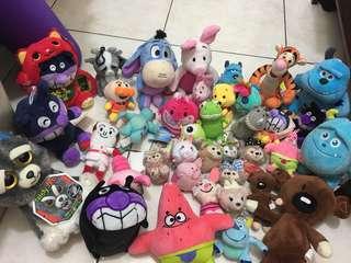 各種娃娃等你收❤️