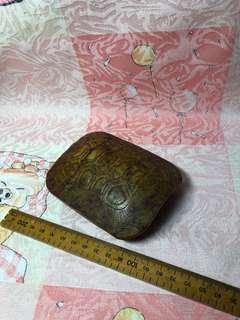 玉龜背110X85X40mm