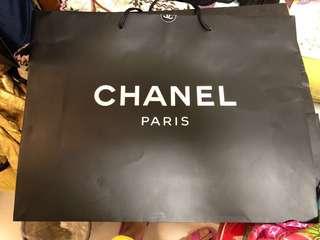 Chanel 紙袋(特大size)