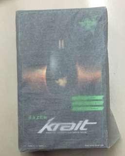Razer Krait 6400 High Precision 4G Optical Sensor Gaming Mouse