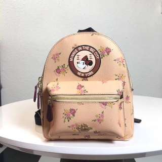 Coach Minnie Mouse Backpack