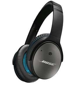 Bose QC 25 plus Bluetooth Airmod