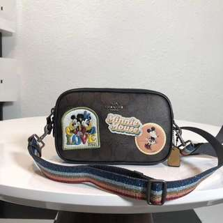 Coach Minnie Mouse Sling Bag