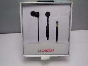 UrBeats 3 Black 3.5mm