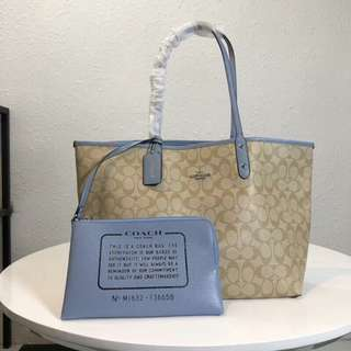 Coach Reversible Tote Bag