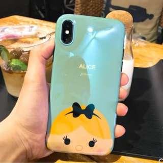 愛麗絲Iphone 7plus / 8 plus手機殻