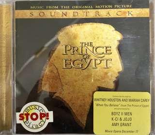 The Prince of Egypt Original Soundtrack Album