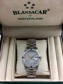Blansacar 自動機械錶  (Rolex Tudor Omega AP Panerai IWC Seiko  )
