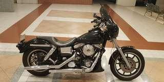 Harley Davidson Dyna lowrider (Fxdl Evo Engine)