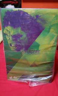 Hot Toys Avengers Age Of Ultron - Hulk Deluxe Set