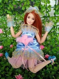 Barbie costume lolita inspired