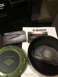 G SHOCK X Madness DW-5000MD