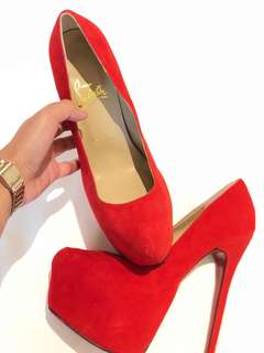 High Quality Inspired Christian Louboutin