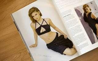 Uno magazine Colleen Garcia
