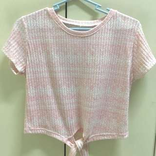 Pink Top Free size