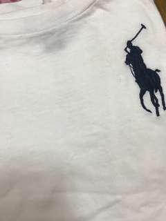 🚚 大馬Polo白色上衣