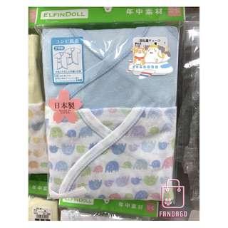 🚚 慶開幕《日本快速代購》Nishimatsuya 西松屋 嬰幼兒 短袖型包屁衣 兩件組 100%純棉