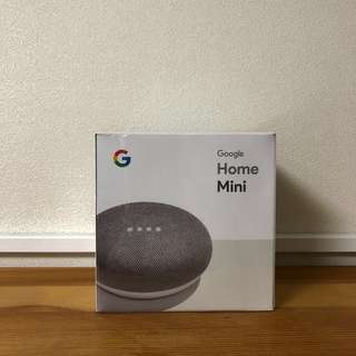 Google Home Mini 日本版 Grey