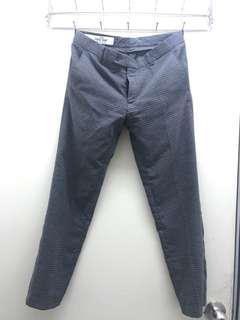 Topman checked pants