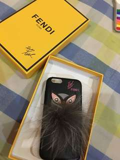 Fendi Case phone for Iphone 6/6s condition 100 % good.
