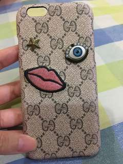 Gucci case for iPhone 6/6s