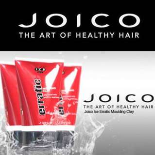 Promotion 💕Joico Ice Erratic Hair Molding Clay