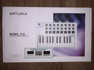 Arturia minilab mk2