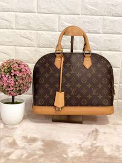 Louis Vuitton Alma PM Monogram