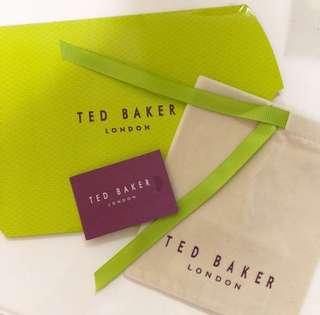 Ted Baker 首飾包裝袋