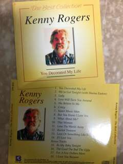 Kenny Rogers - The Best Collection