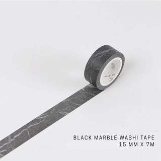 [IN] [WT] Marble Washi Tape (15mm)