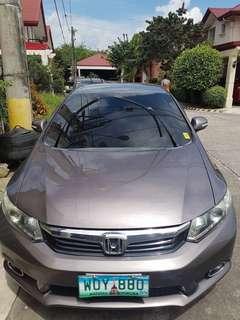 Honda Civic FB EXI (Special Edition) 2012 model