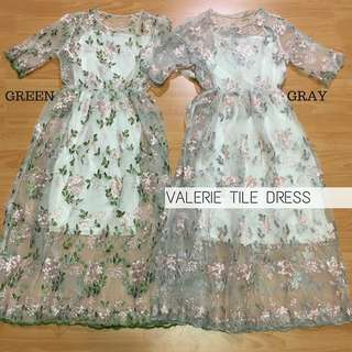 Valerie Tile Dress