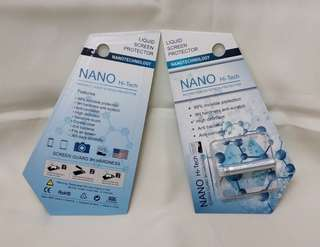 NANO Liquid Screen Protector 納米液體塗層保護膜