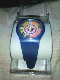 Swatch Scuba Chrono 200