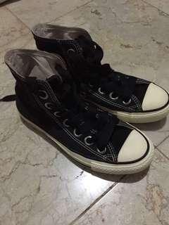 Sepatu Converse all star hi-top (classic)