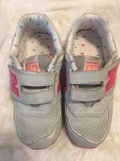 (charity) New Balance 女童波鞋 US 12
