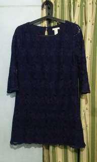 F21 laced dress
