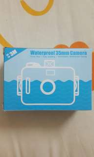 AQUA PIX 35MM waterproof lomo camera with film