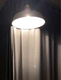 Ikea 灰白色燈套裝(不連燈膽)