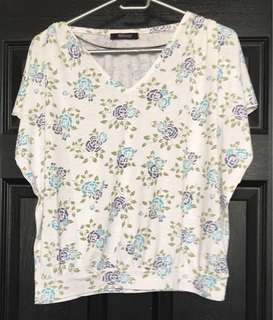 🌈Pre-loved Floral Blouse