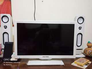TV Polytron Type PLD 24 T 800 W