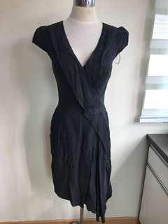 Karen Millen black dress (authentic)
