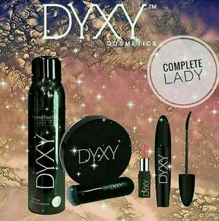 DYXY Cosmetics - Complete Lady Set