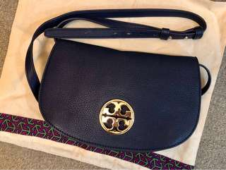 Tory Burch bag navy colour